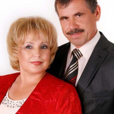 Bludov Mikhail & Valentina