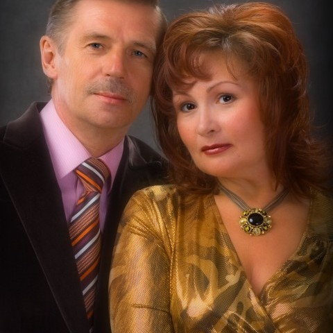 Shevelyov Sergei & Irina