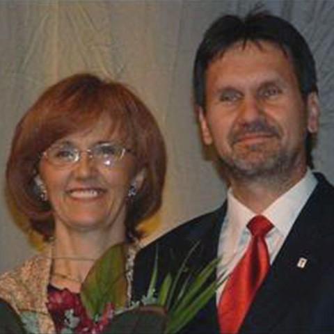 Turcsikné Süli Mária Dr. & Turcsik Mihály
